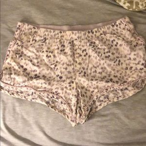Victoria's secret pajama shorts